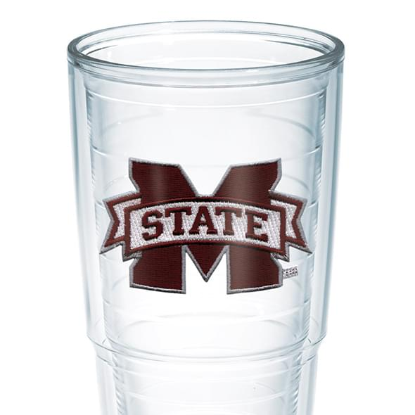 Mississippi State 24 oz. Tervis Tumblers - Set of 4 - Image 2