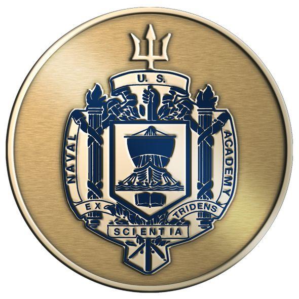 USNA Diploma Frame - Excelsior - Image 3