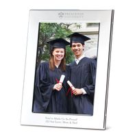 Princeton Polished Pewter 5x7 Picture Frame