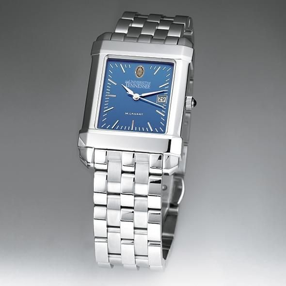 Tennessee Men's Blue Quad Watch with Bracelet - Image 2