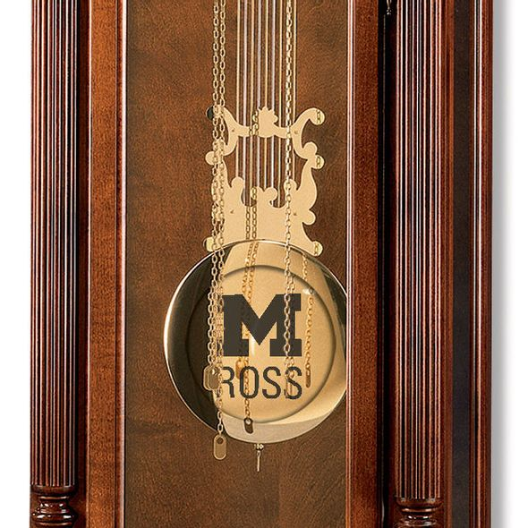 Michigan Ross Howard Miller Grandfather Clock - Image 2