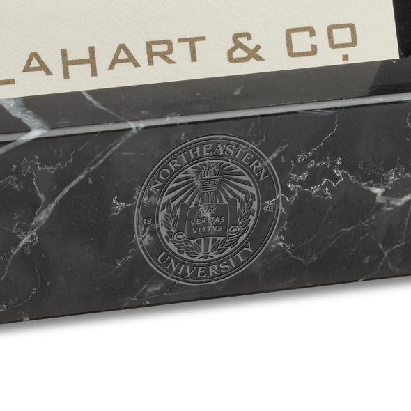 Northeastern Marble Business Card Holder - Image 2