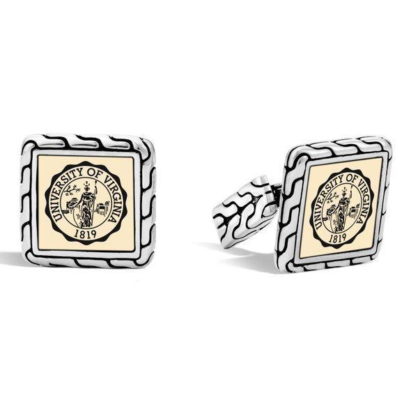 UVA Cufflinks by John Hardy with 18K Gold - Image 2