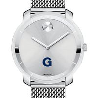 Georgetown University Women's Movado Stainless Bold 36