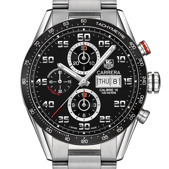 Syracuse University Men's TAG Heuer Carrera Tachymeter