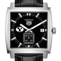 Brigham Young University TAG Heuer Monaco with Quartz Movement for Men