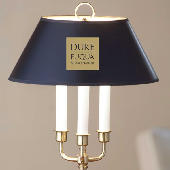 Duke Fuqua Lamp in Brass & Marble - Image 2