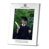 Embry-Riddle Polished Pewter 4x6 Picture Frame