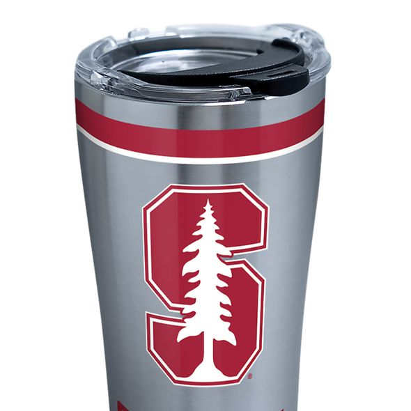 Stanford 20 oz. Stainless Steel Tervis Tumblers with Hammer Lids - Set of 2 - Image 2