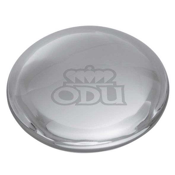 Old Dominion Glass Dome Paperweight by Simon Pearce - Image 2