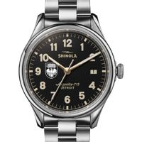 Chicago Shinola Watch, The Vinton 38mm Black Dial