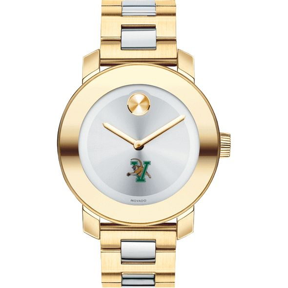University of Vermont Women's Movado Two-Tone Bold - Image 2