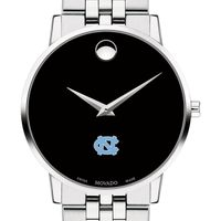 University of North Carolina Men's Movado Museum with Bracelet