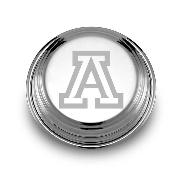 University of Arizona Pewter Paperweight - Image 1