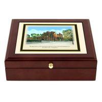 VCU Eglomise Desk Box