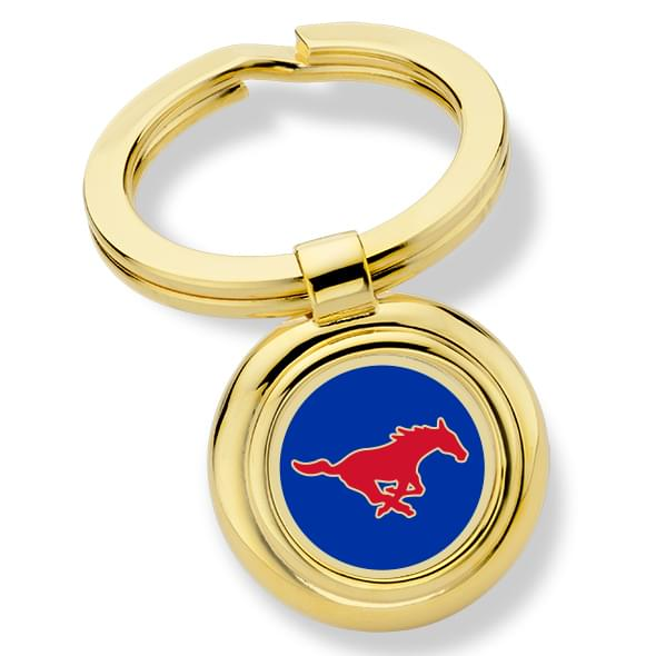 Southern Methodist University Key Ring