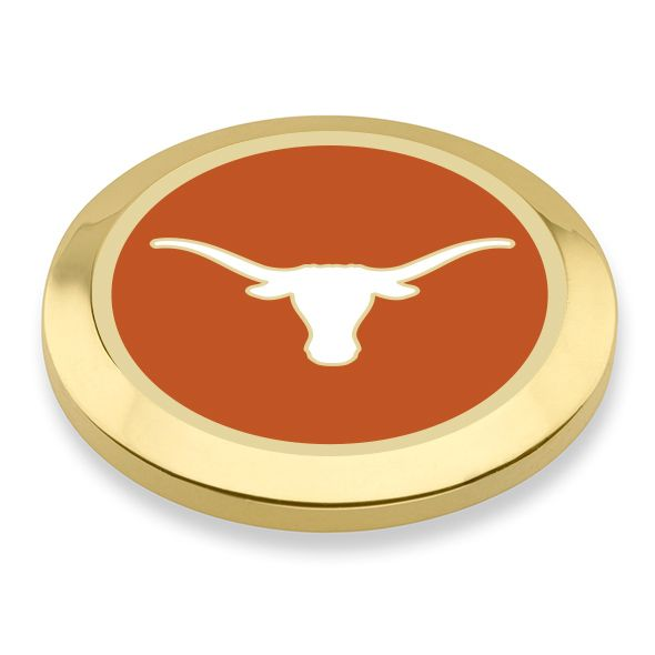 University of Texas Enamel Blazer Buttons