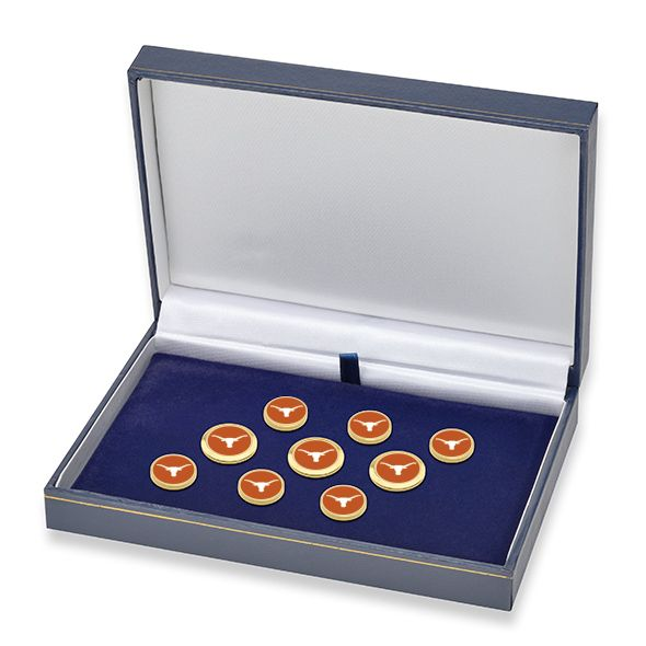 University of Texas Enamel Blazer Buttons - Image 2