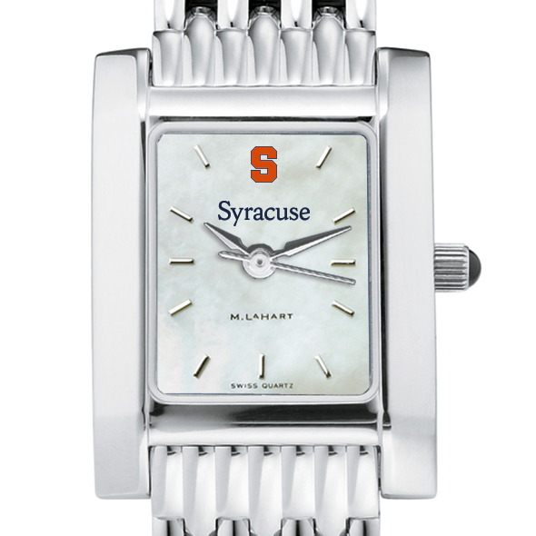 Syracuse University Women's MOP Quad with Bracelet