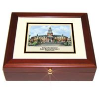 Johns Hopkins Eglomise Desk Box