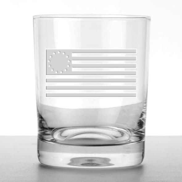 Betsy Ross Tumblers- Set of 4 - Image 1