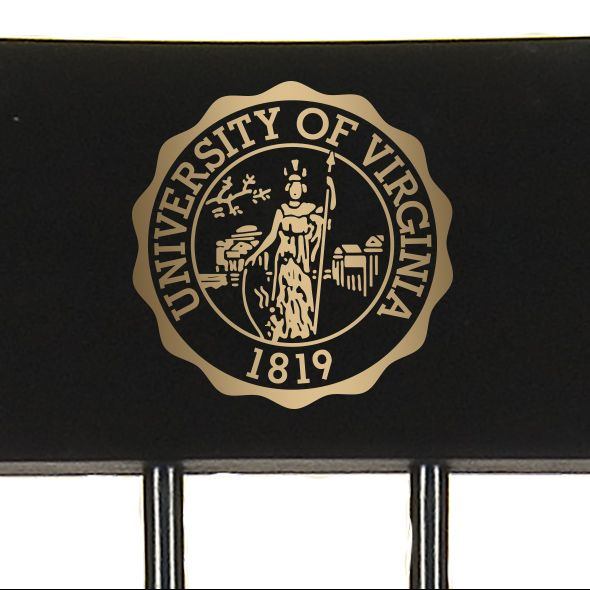 University of Virginia Captain's Chair by Hitchcock - Image 2