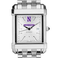 Northwestern Men's Collegiate Watch w/ Bracelet