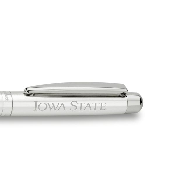 Iowa State University Pen in Sterling Silver - Image 2