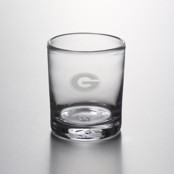 Georgia Double Old Fashioned Glass by Simon Pearce