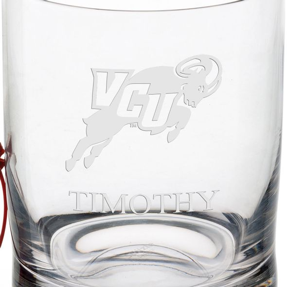 Virginia Commonwealth University Tumbler Glasses - Set of 4 - Image 3