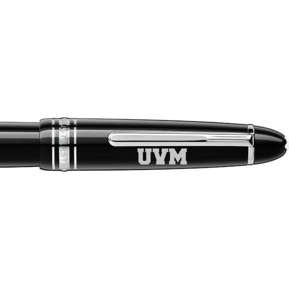 Vermont Montblanc Meisterstück LeGrand Pen in Platinum - Image 2