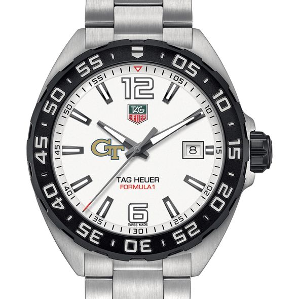 Georgia Tech Men's TAG Heuer Formula 1