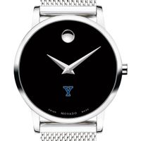 Yale University Women's Movado Museum with Mesh Bracelet