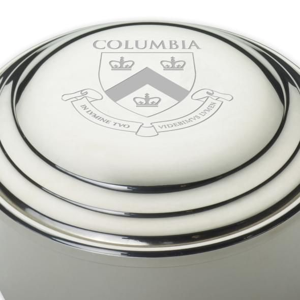 Columbia Pewter Keepsake Box - Image 2