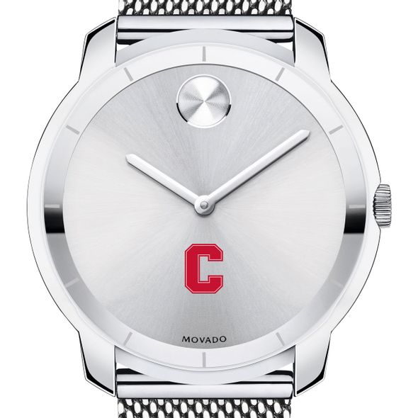 Cornell Men's Movado Stainless Bold 44