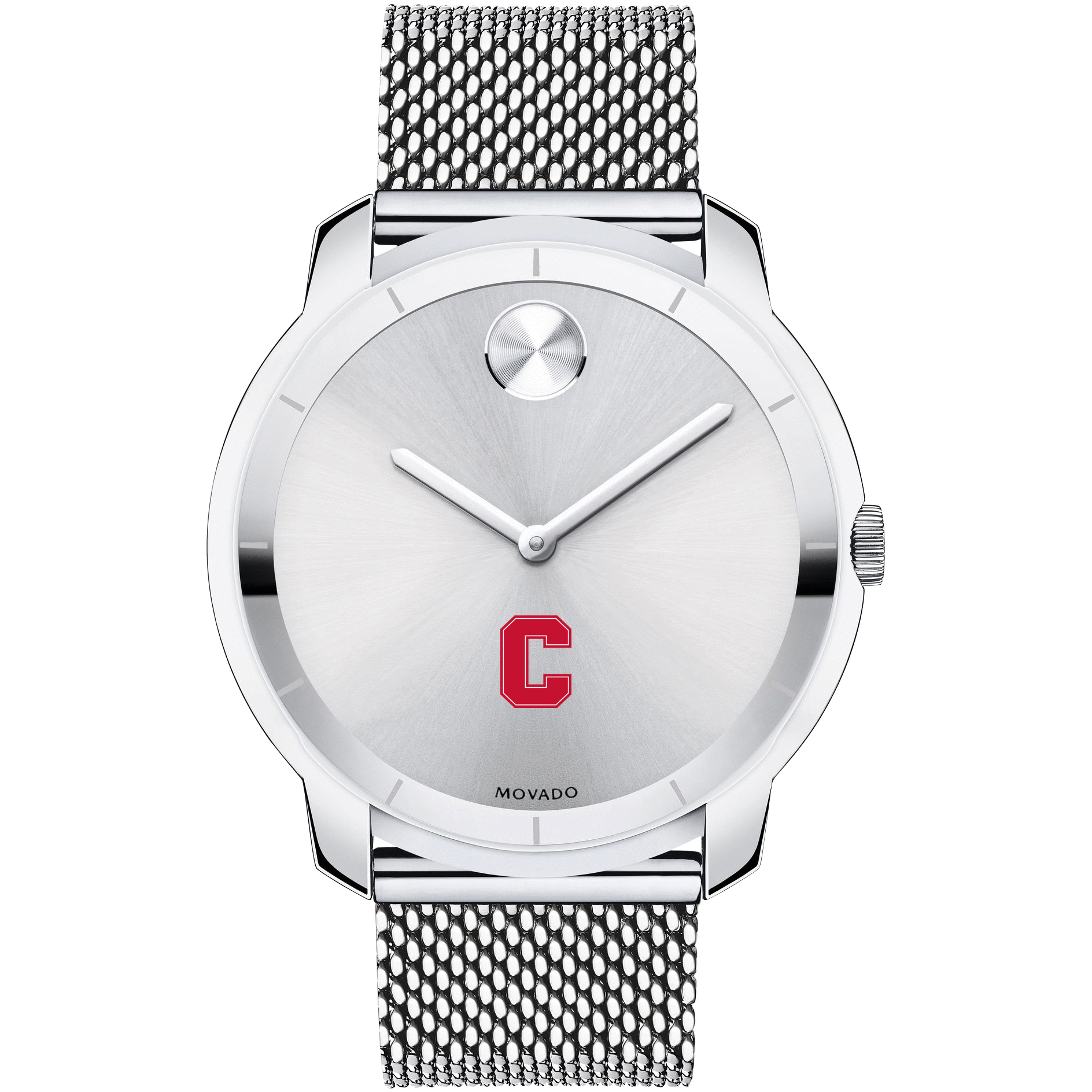 Cornell Men's Movado Stainless Bold 44 - Image 2