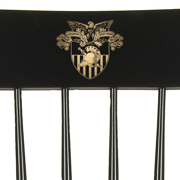 US Military Academy Captain's Chair by Hitchcock - Image 2