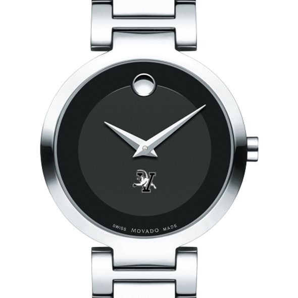University of Vermont Women's Movado Museum with Steel Bracelet
