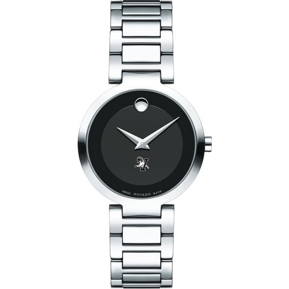 University of Vermont Women's Movado Museum with Steel Bracelet - Image 2