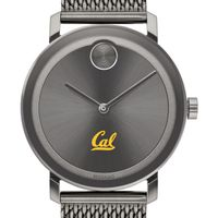 Berkeley Men's Movado BOLD Gunmetal Grey with Mesh Bracelet