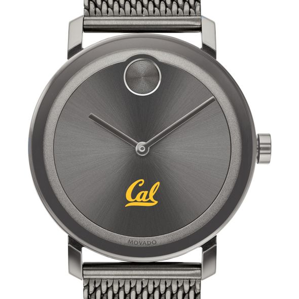 Berkeley Men's Movado BOLD Gunmetal Grey with Mesh Bracelet - Image 1