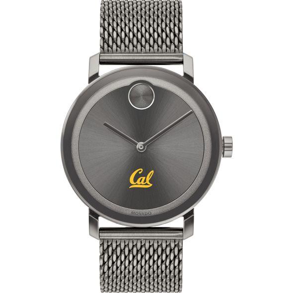 Berkeley Men's Movado BOLD Gunmetal Grey with Mesh Bracelet - Image 2