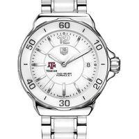 Texas A&M Women's TAG Heuer Formula 1 Ceramic Watch