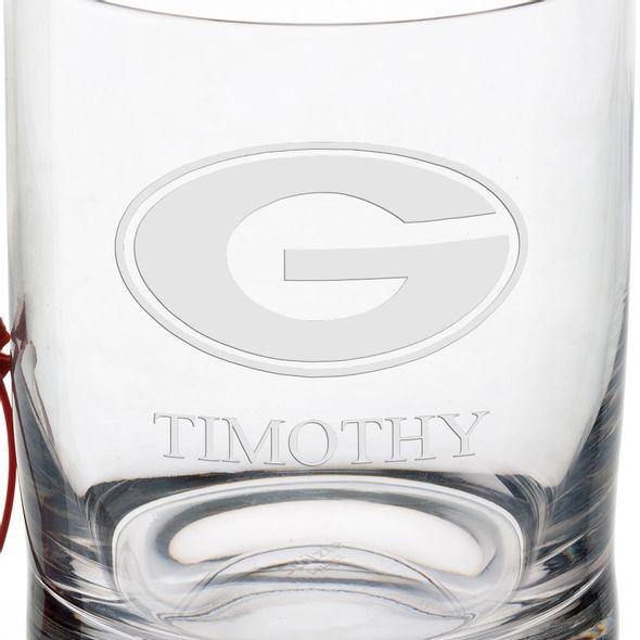University of Georgia Tumbler Glasses - Set of 2 - Image 3