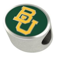 Baylor Enameled Bead in Color