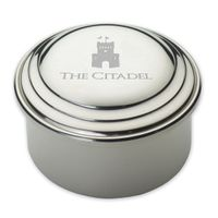 Citadel Pewter Keepsake Box
