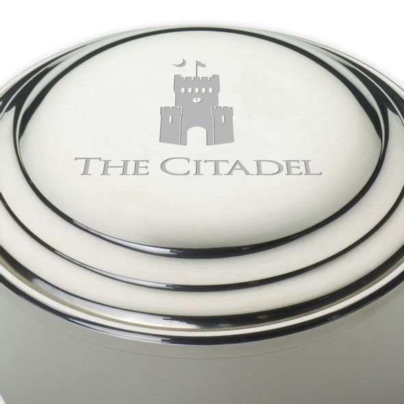 Citadel Pewter Keepsake Box - Image 2