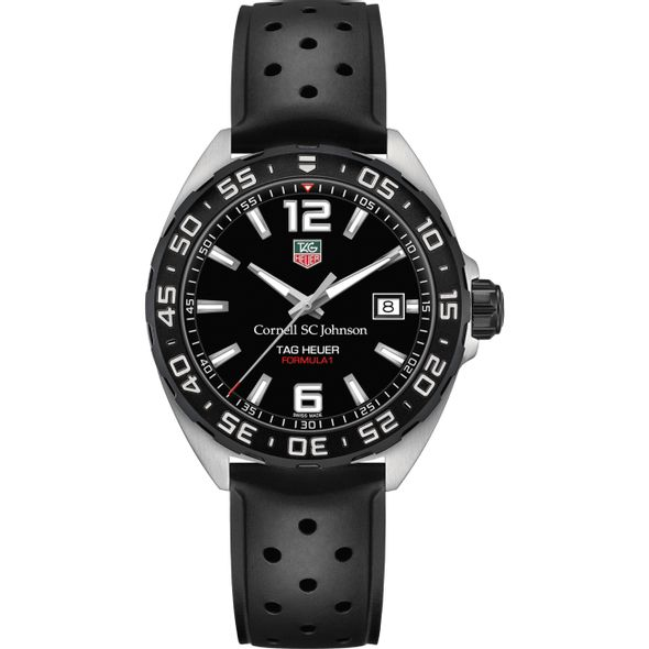 SC Johnson College Men's TAG Heuer Formula 1 with Black Dial - Image 2