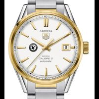 Embry-Riddle Men's TAG Heuer Two-Tone Carrera with Bracelet