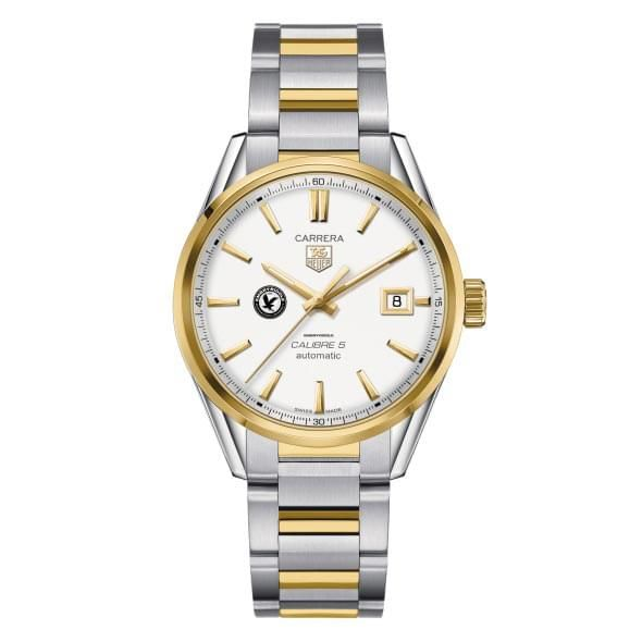 Embry-Riddle Men's TAG Heuer Two-Tone Carrera with Bracelet - Image 2